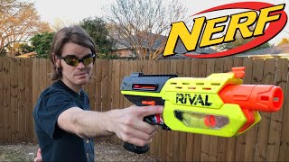 First Look: Nerf Rival Edge Mercury!