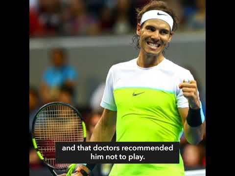 Nadal pulls out of Paris, Djokovic takes world No. 1 spot