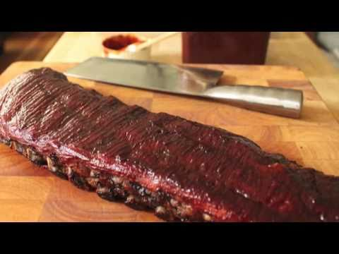 Baby Back Ribs Recipe - Baked BBQ Baby Back Ribs