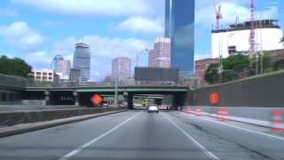I-90 West: Boston, MA