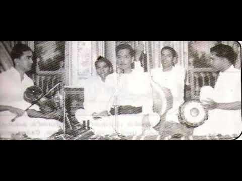 Dr. M Balamuralikrishna-Lalgudi Jayaraman-Tanjore Upendran AIR Recital (1960s)