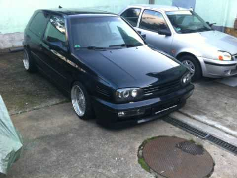 Golf 3 2 9 vr6 sound youtube for Interieur golf 3 vr6