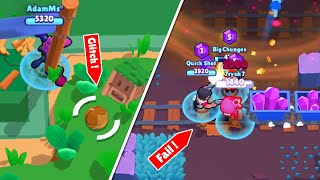 World of GLITCH & FAIL 🔥 Brawl Stars 2020 Funny Moments, Wins and Trolls