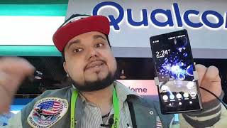 Sony Xperia XZ3 First Look Hands On Review Specs CES2019
