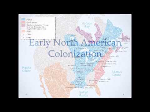 US History #3: Early North American Colonization