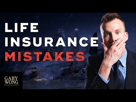 Mistakes When Buying Life Insurance