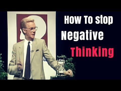 Bob Proctor - How To Stop Negative Thinking (Law of Attraction Seminar)