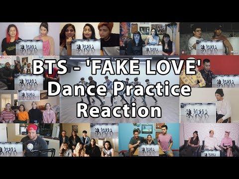 BTS (방탄소년단) 'FAKE LOVE' Dance Practice \