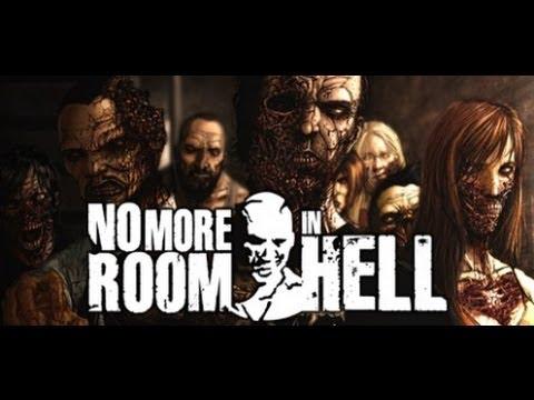 Две непонятные игры в No more room in hell - карта nmo_dodgeball. Игра 1.
