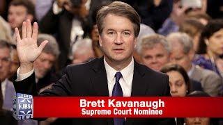 In The News: Dershowitz on Brett Kavanaugh