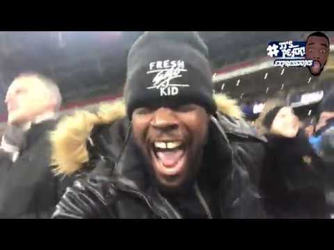 Tottenham (2) vs Watford (1) EXPRESSIONS FAN EXPERIENCE| ABSOLUTE ROLLER-COASTER + WE DID IT