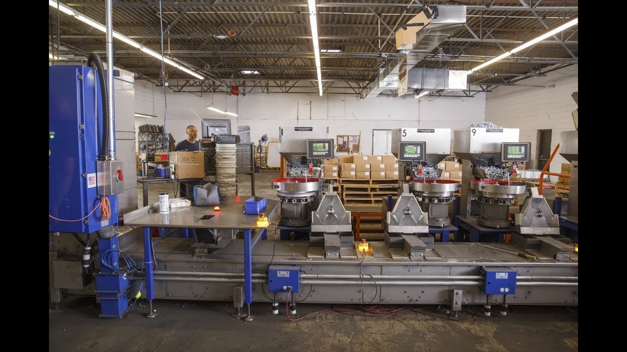Fastener Kitting & Packaging at Military & Commercial Fasteners
