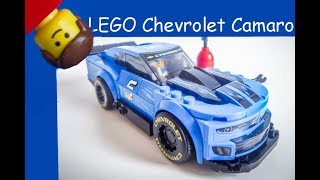 Chevrolet Camaro LEGO SPEED CHAMPIONS 75891