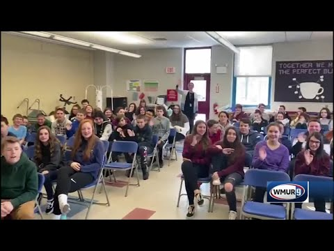 School visit: Epping Middle School