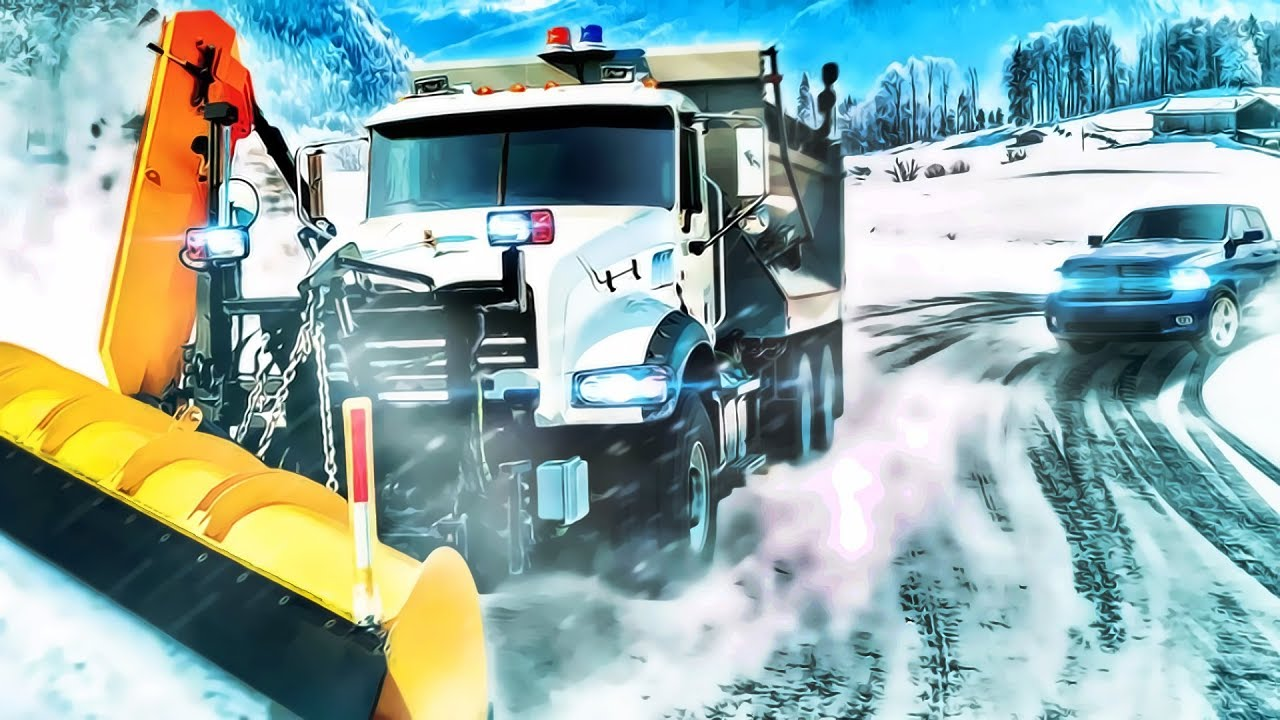parking trucks ski resort driving simulator android. Black Bedroom Furniture Sets. Home Design Ideas