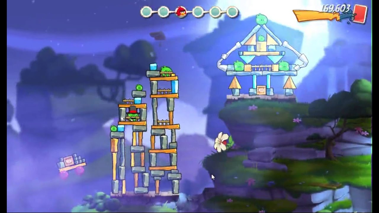 Angry Birds 2 Level 329 Angry Birds 2 Walkthrough Full Hd