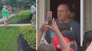 NJ man caught on video during racist rant taken into custody
