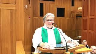 Sermon, Fifth Sunday after Pentecost, June 27, 2021