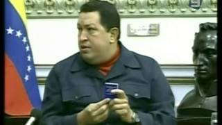 Мир минус Чавес