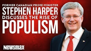 Stephen Harper on the Rise of Populism