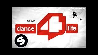 Erik Arbores ft. Esmée Denters - dance4life (now dance) (Lyric Video)