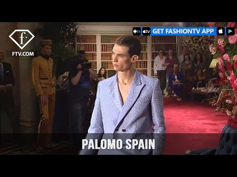Madrid Fashion Week Spring Summer 2018 - Palomo Spain | FashionTV