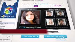 Samsung Televisions: Picture Yourself - Ignite Social Media Client Case Study