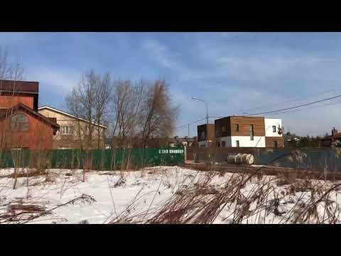 Горки-8, д. Солослово, Одинцовский район МО. Продаю отл. зем. уч. правильной формы, все комм..