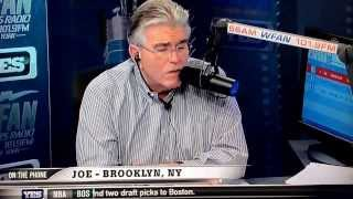 Mongo pranks Mike Francesa asking if the Broncos will sign Jason Giambi to play QB