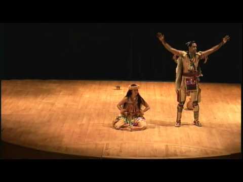 ECHO Native American Storytellers - Day 2