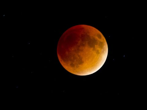 Here's What Makes Tonight's Super Blood Wolf Moon So Spectacular | Mach | NBC News