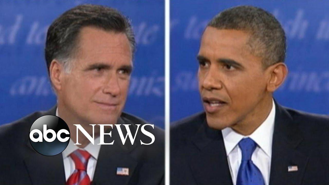 Make-or-break moments in presidential debates