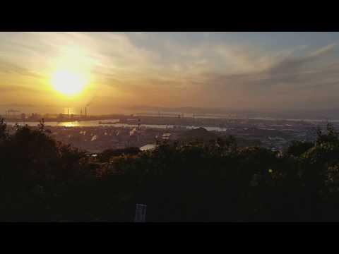 Galxy Note8 ハイパーラプス テスト【鷲羽山スカイライン 水島展望台】