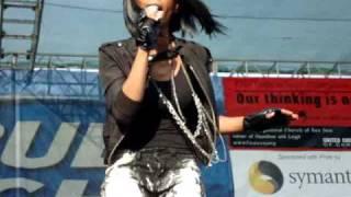 Brandy - Full Moon (Live at San Jose Gay Pride)