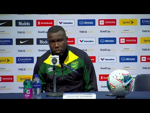 Theodore Whitmore – Press Conference – Jamaica (1) – (3) United States – Gold Cup 2019