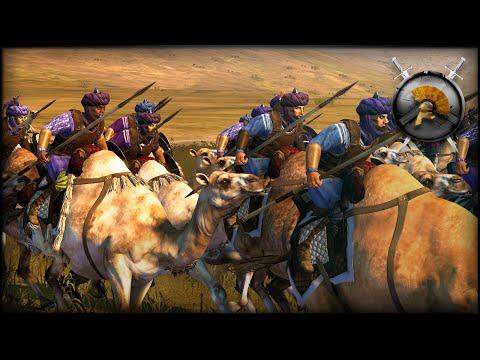 GARAMANTIAN GLORY! - Garamantia Update - Total War: Attila (Garamantia vs ERE)