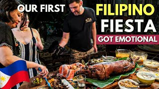 Our FIRST FILIPINO FIESTA in Bacolod - THIS is why we LOVE FILIPINOS