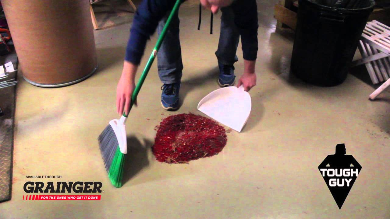 Graingeru0027s Tough Guy Sweeping Compound HD 720p