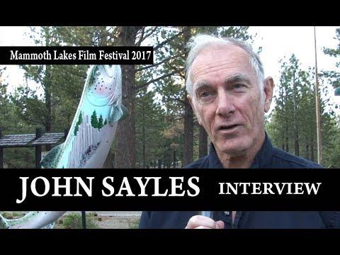 Mammoth Lakes Film Festival 2017: John Sayles - Interview