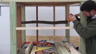 How To Build A Chicken Coop:  Step-by-step Instructions With Free Plans