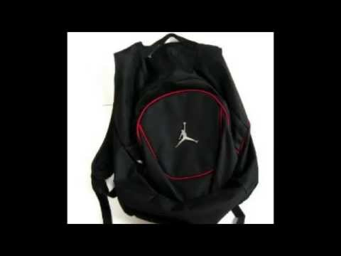 38d2b7ff6a Save Money   By Watching This Review Jordan Brand Backpack - YouTube