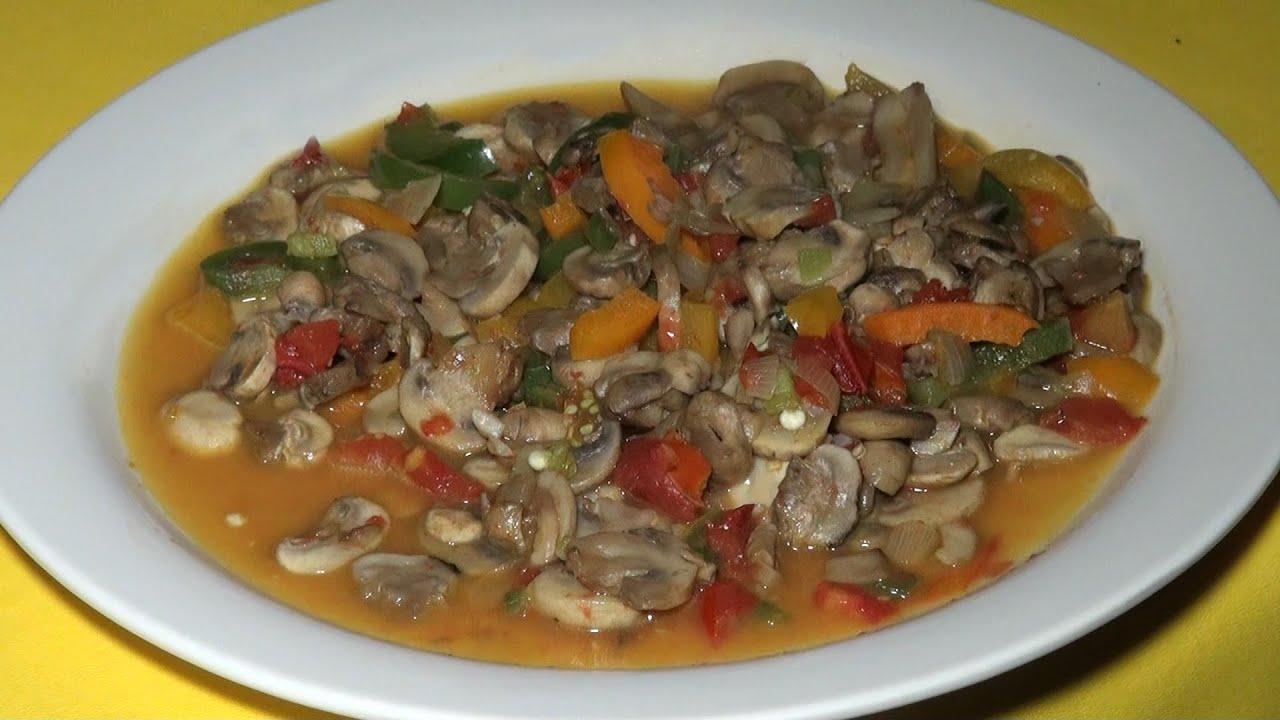 Genial como cocinar champi ones im genes al ajillo for Como cocinar jabali arguinano
