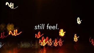 still feel lyrics - half•alive