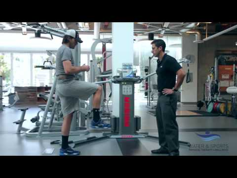 Water & Sports PT Case Study : Barry Zito Comeback