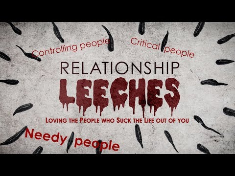 Dealing with Needy People [Relationship Leeches] - YouTube