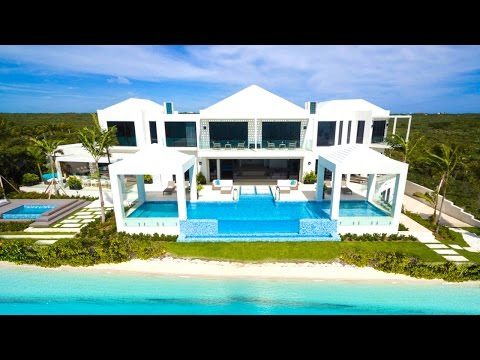 INSANE BEACH HOUSE TOUR! ($11,000,000 MANSION)