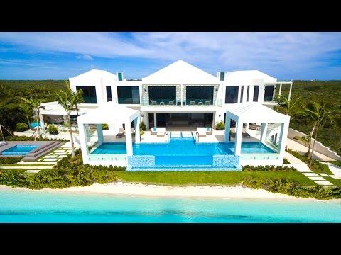 INSANE BEACH HOUSE TOUR! ($11,000,000 MANSION)