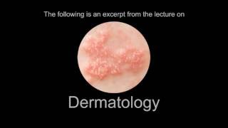 Diagnosing Skin Disease | MedStudy Dermatology 2017 Internal Medicine Preview