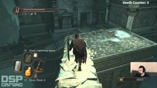 Dark Souls II DLC: Crown of the Sunken King pt9 - I HATE Bugs