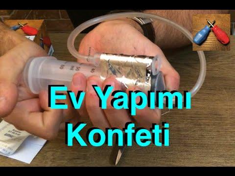 72.video - Ev Yapımı Konfeti , Kendin Yap , Homemade Confetti